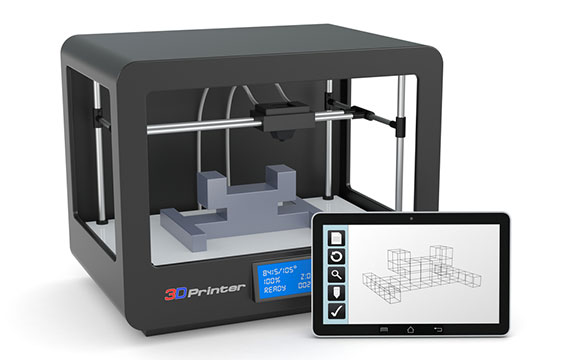 מדפסת תלת ממד – העתיד כבר כאן
