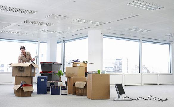 איך נערכים לפינוי משרד?